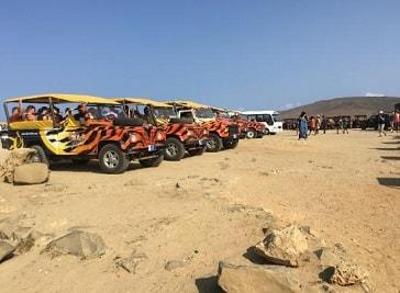 Jeep And ATV Tours In Aruba